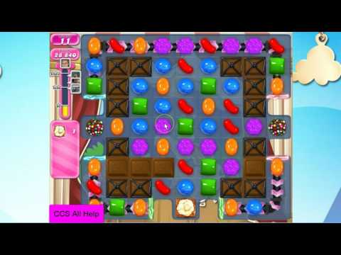 Candy Crush Saga Level 2301 NO BOOSTERS Cookie