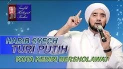 Turi Putih - Habib Syech feat Gus Wakhid Ahbaabul Musthofa Kota Kediri Bersholawat  - Durasi: 7:53.