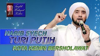 Gambar cover Turi Putih - Habib Syech feat Gus Wakhid Ahbaabul Musthofa Kota Kediri Bersholawat
