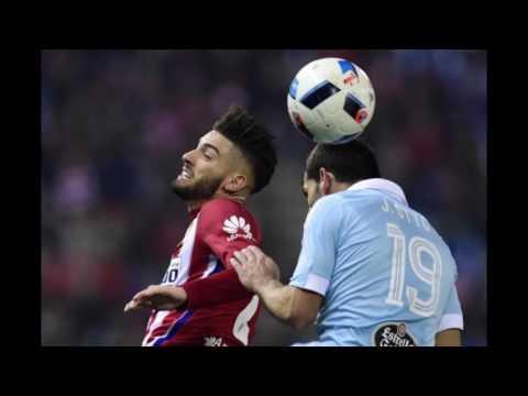 Watch Atletico Madrid Vs. Celta Vigo La Liga Game Online