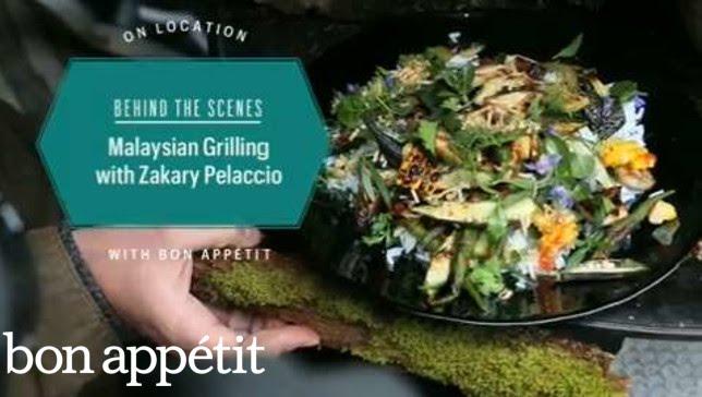 Malaysian Grilling with Zakary Pelaccio