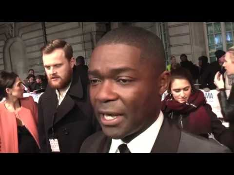 UK Premiere: David Oyelowo, Ava DuVernay | Selma (The Fan Carpet)