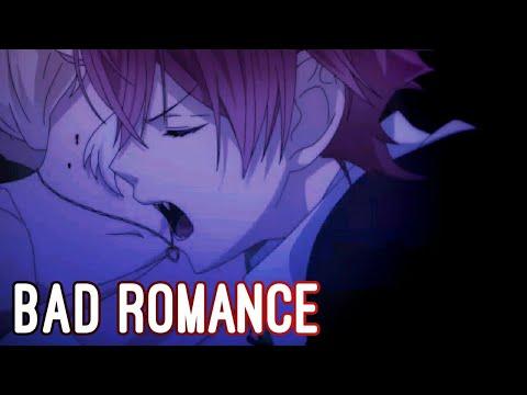 Diabolik Lovers - Ayato X Yui - Bad Romance - (AMV) | Happy B-Day Forever Bojito