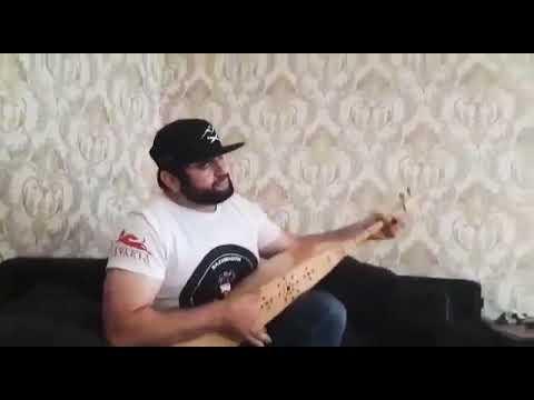 Песня .Пандур.Посвященная борцам Алиевым.Куяда