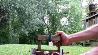 High Powered Mini Catapult!