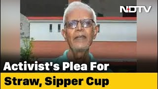 For 20 Days, Stan Swamy, 83, Has Been Asking For A Straw And Sipper