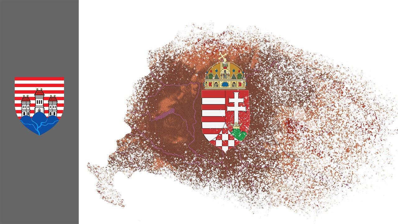 The Treaty of Trianon : Dissolution of Hungary