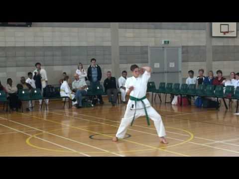 Seido Karate (Lower Hutt Dojo) Gekisai Dai
