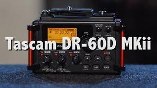 CMI Training | Tascam DR - 60D MKii