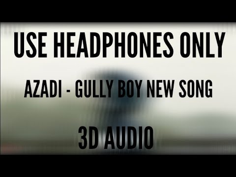 Azadi - DIVINE & DUB SHARMA (GULLY BOY)(GULLY BOY NEW SONG)