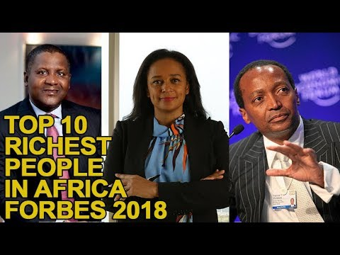 Top 10 Richest People in Africa Forbes