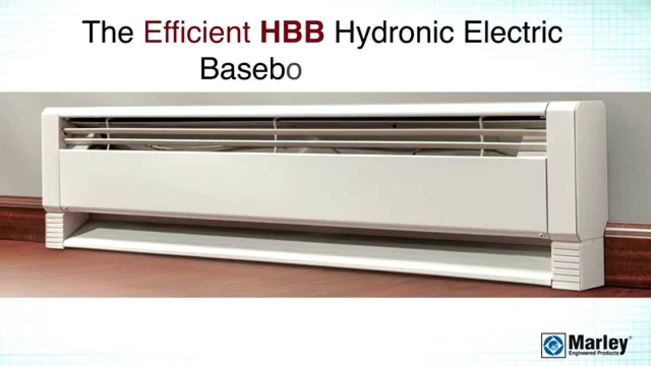 electric hydronic baseboard heaters marley engineered products [ 1280 x 720 Pixel ]