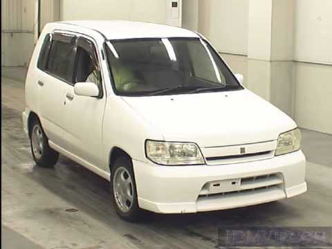 2002 Nissan CUBE Pictures  |2002 Nissan Cube