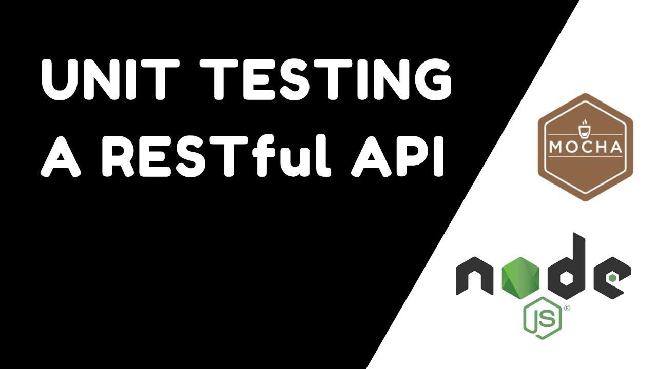 How To Unit Test RESTful API With Mocha & Mock MongoDB | JavaScript Testing