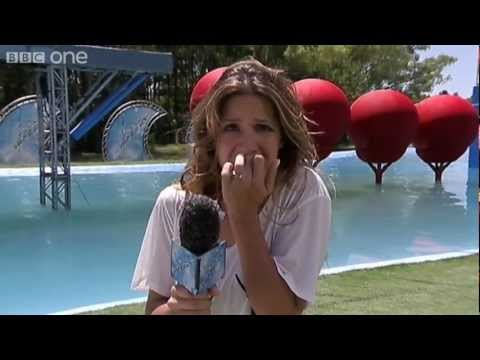 The 'You Might Want To Look Away Now' Award - Total Wipeout - Series 5 Episode 10 - BBC One