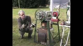 видео Аварийные электростанции - Судовые электрические станции и сети