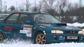Третий этап зимнего Кубка SUBARU TEAM RUSSIA Winter Cup