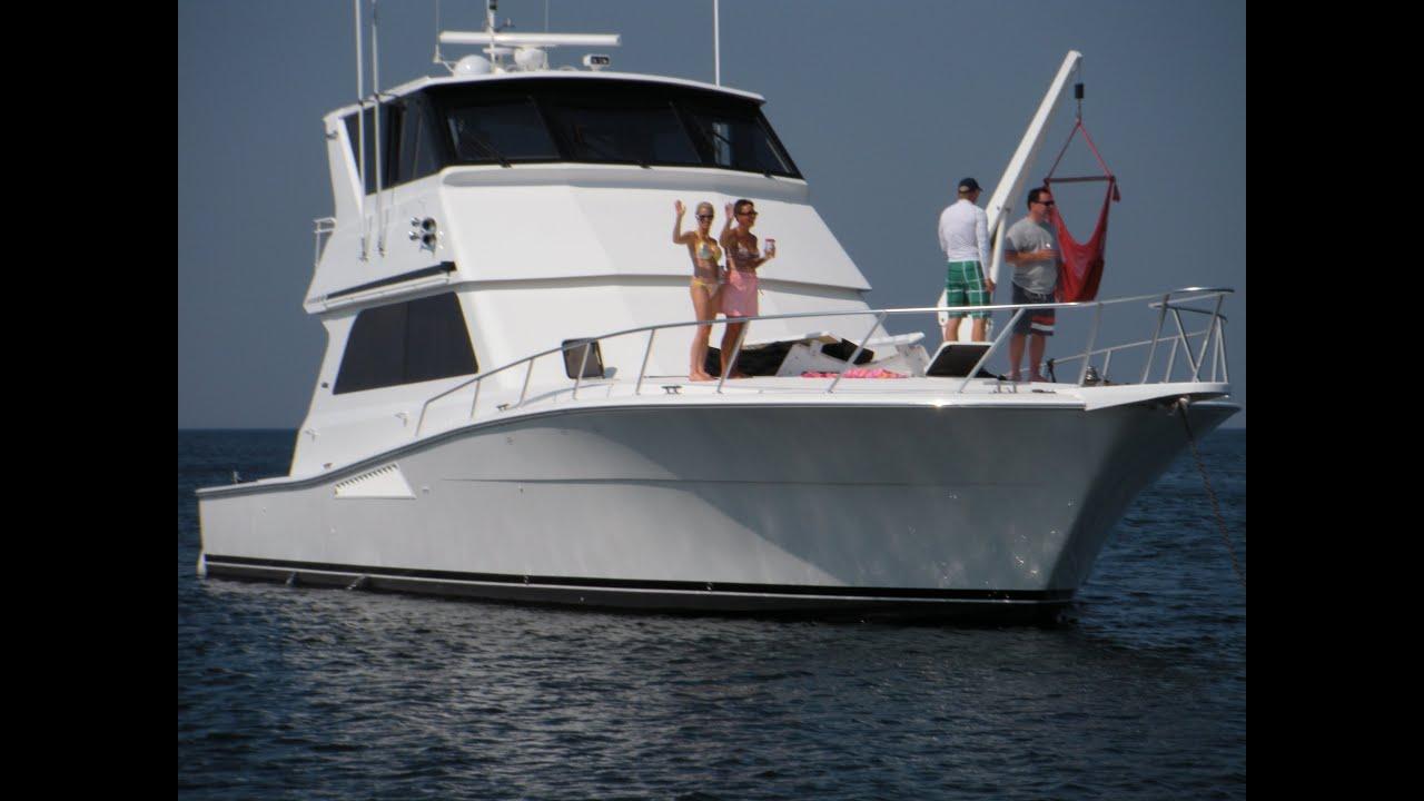 Viking 58 Cruise To Chamber's Island