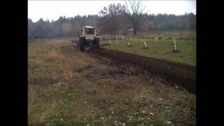 Подготовка Огорода к Зиме.