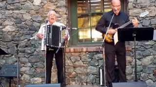 "Corky Bennett plays ""Beer Barrel Polka"""