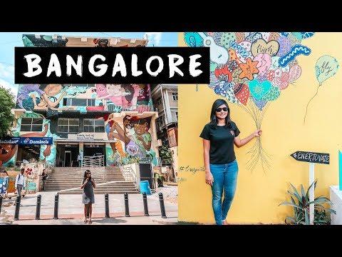 BANGALORE VLOG! | 2 Days in Bengaluru | Kritika Goel