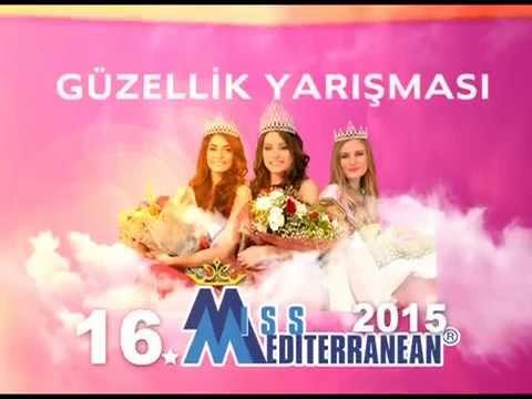 Miss Mediterranean 2015 Güzellik Yarışması Fragman