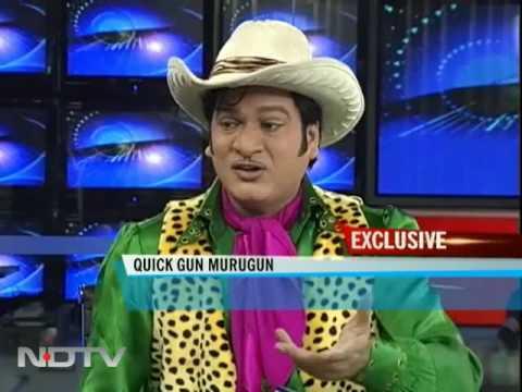 Quick Gun Murugan: A story of vegetarian cowboy