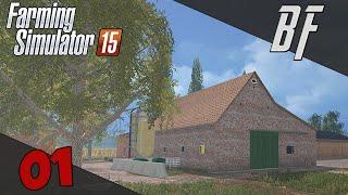 Farming Simulator 15 | La Ferme Allemande | Episode 1