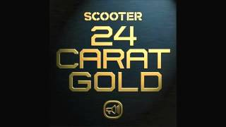 Scooter - Faster Harder Scooter - 24 Carat Gold .