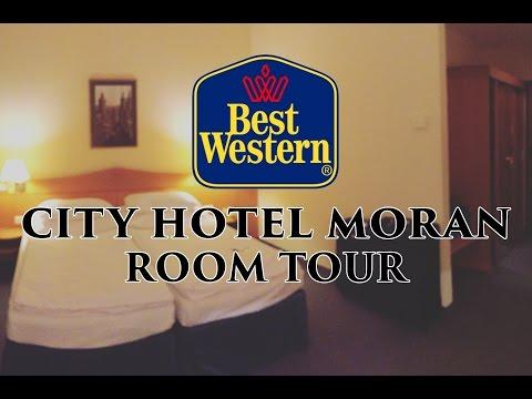 Best Western City Hotel Moran, Prague - Room Tour