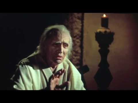 CHARLES BOYER  as the High Lama in LOST HORIZON 1973
