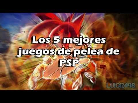 Los 5 mejores juegos de pelea de PSP   luigi2498