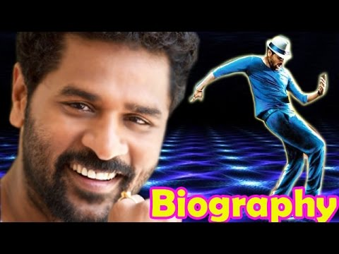 Prabhu Deva - Biography