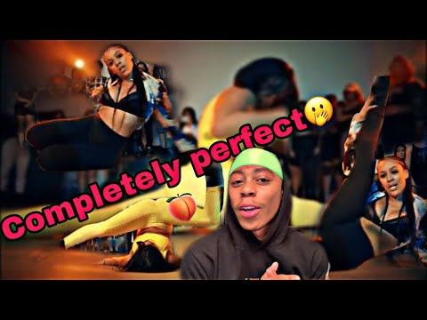 Trey songz-neighbors know my name|Aliya Janell| Choreography|Queen N Lettos|Reaction Vid|TOO HOT❤️🤭