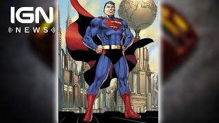 Superman's Red Trunks Make a Comeback - IGN News
