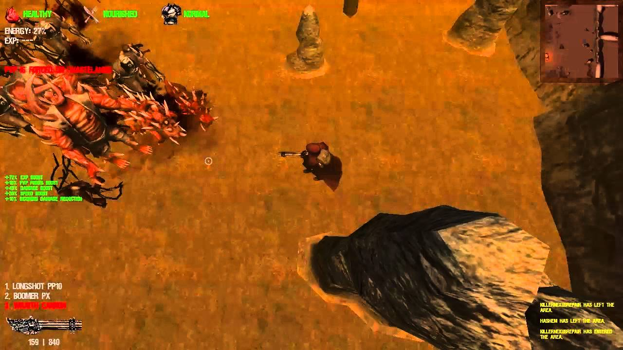 Dead Frontier: The Wastelands Released - YouTube