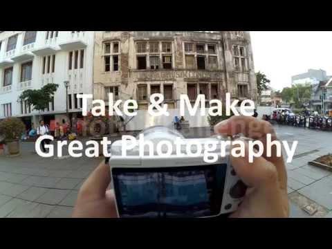 Kota Tua Jakarta - Photo Challenge I Xiaomi yi POV SONY A5100 KIT