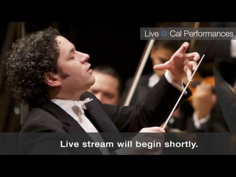Gustavo Dudamel Beethoven's 9th Symphony, Live from the Greek Theatre