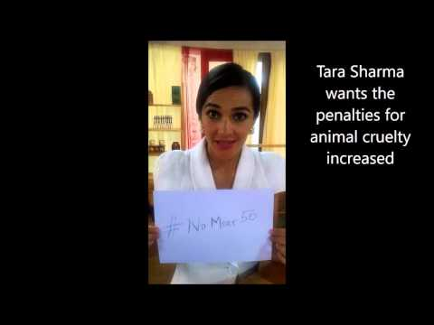 Tara Sharma says #NoMore50