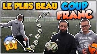COMMENT TIRER LE PLUS BEAU COUP FRANC AU FOOT ? TUTO KNUCKLEBALL FR !!