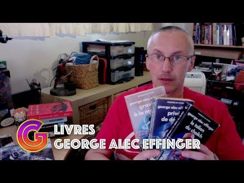 Le French Geek et George Alec Effinger