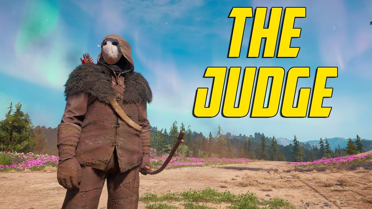 Far Cry New Dawn The Judge Youtube
