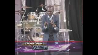 Rabboni Ministries - Lesego Daniel - Becoming an aroma - Part 1
