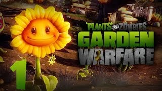 Plants vs Zombies: Garden Warfare Gameplay Ep.1 - Team Vanquish (PC)
