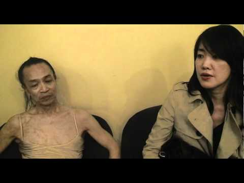 Grid_lab @ EXTRA 11 festival: Interview with  Emmanuelle Huynh, Akira Kasai