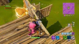NEW SKIN!!! Love Bear with Dark God793 - Fortnite Battle Royale