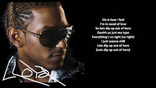 Lloyd ft. Lil Wayne - You - Lyrics *HD*