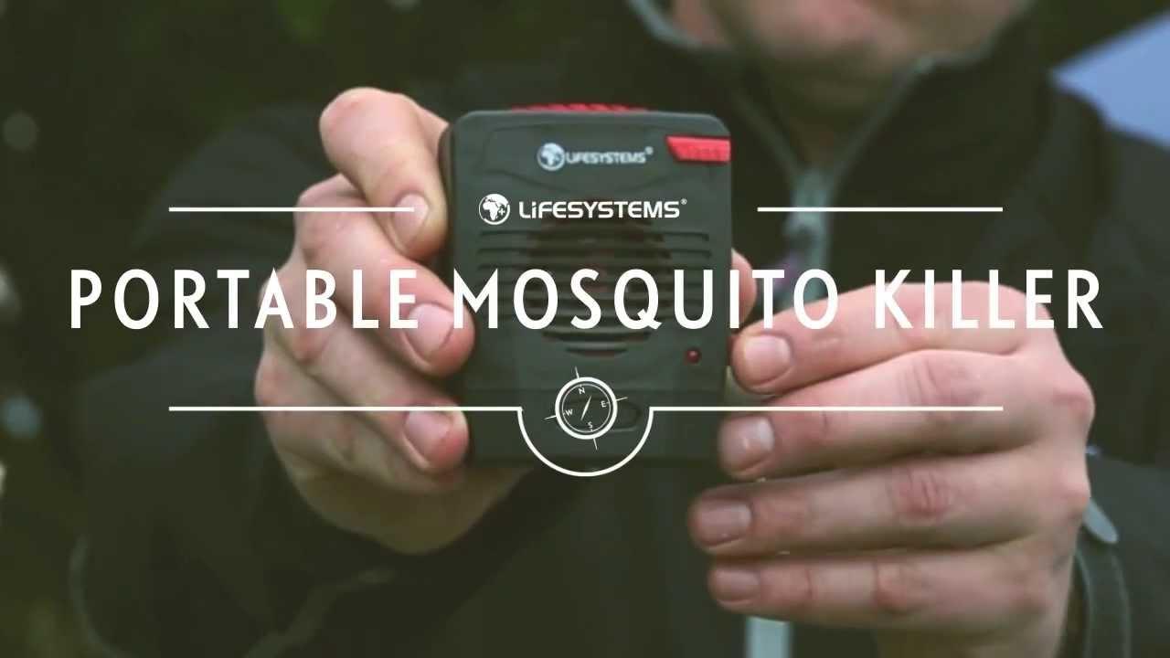 Lifesystems Portable Mosquito Killer Unité