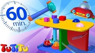 """TuTiTu - """"Os brinquedos ganham vida"""" é um programa de televisão ani..."""