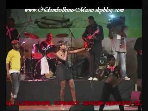 FALLY IPUPA FT. MEJE 30 , FANNY , MOKOBE , KRYS - CONCERT VIP LIVE PISCINE GHK.flv